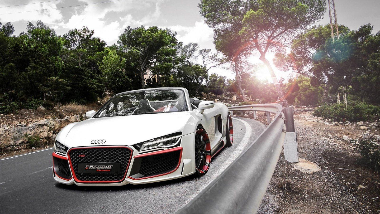 Audi R8 Spyder Convertible In A Great Way R Wallpapers Audi Audi R8 Spyder Audi R8 V10