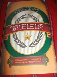 ILLUSTRATED GUIDE TO BEERS OF THE WORLD - GREAT FATHERS DAY GIFT