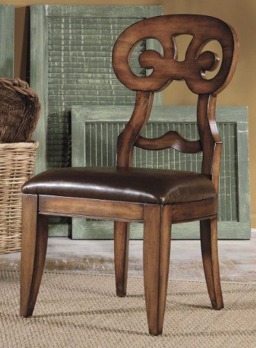 Accents Side Chair By Hekman 56499 Seat Width 21 Seat Depth