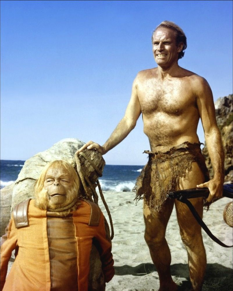 Planet of the Apes (1968) | Sci-fi - Planet of the Apes ...