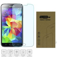 9H Tempered Glass For Samsung Galaxy S2 S3 S4 S5 MINI S5 / S6 Active S6 G9200 Explosion Proof Anti Shatter Screen Protector