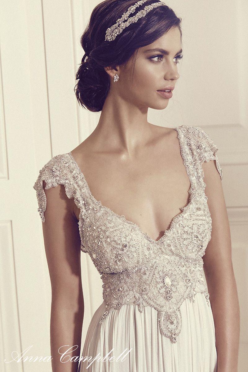 Anna Campbell Gossamer Bridal Collection Worldwide Release