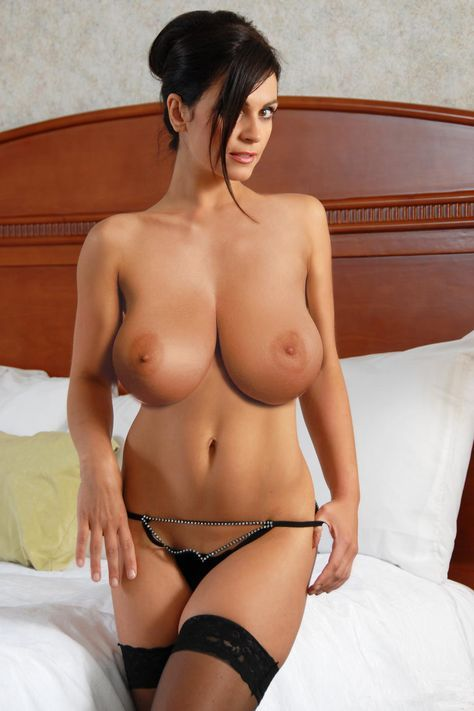 Denise milani bare boob guy!