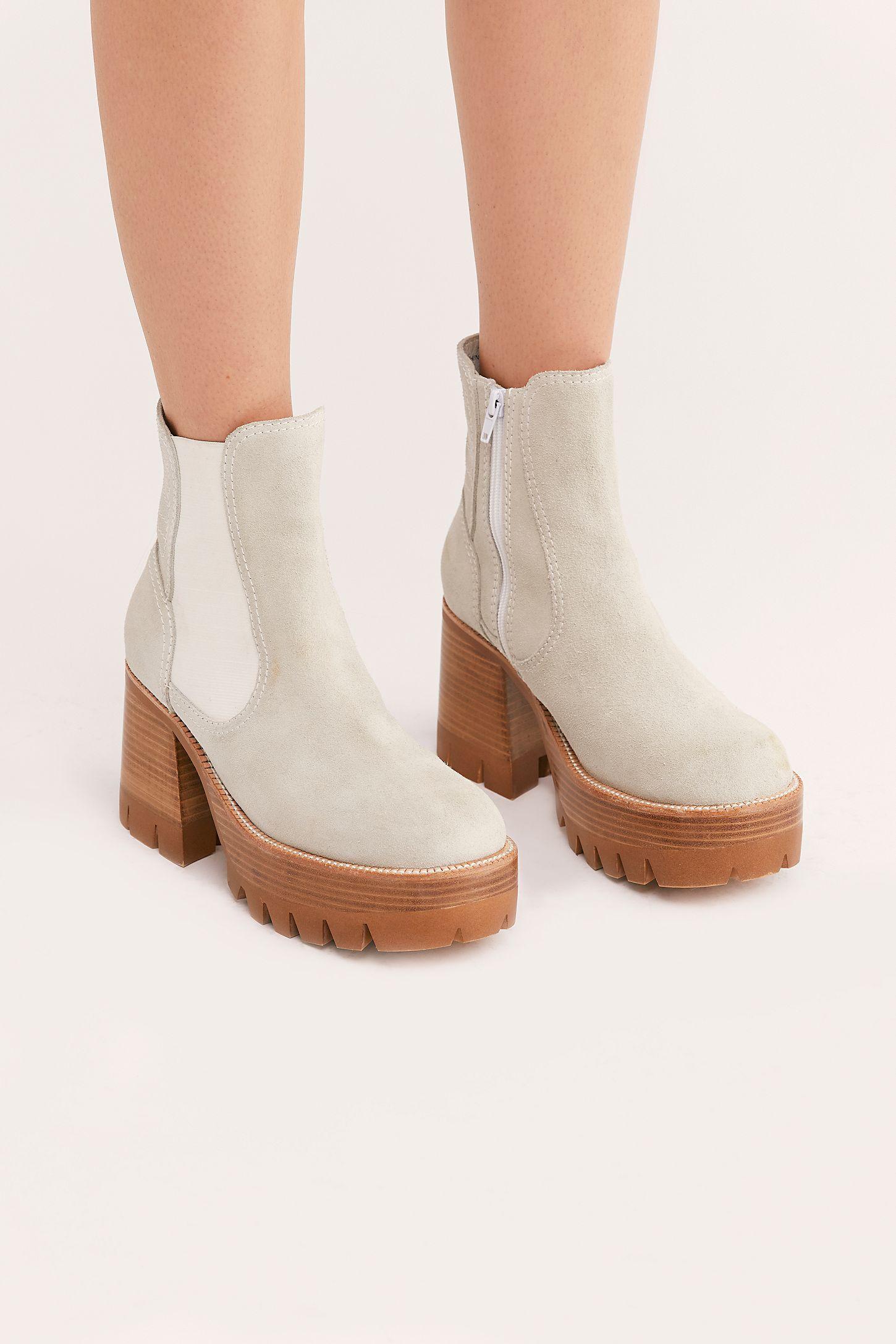 Preston Platform Ankle Boots in 2020
