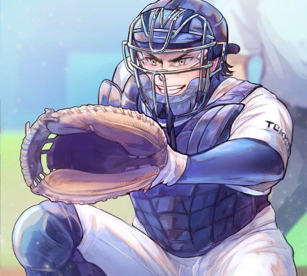 Ace Of Diamond Appreciation Tanba Koichiro: Путь аса
