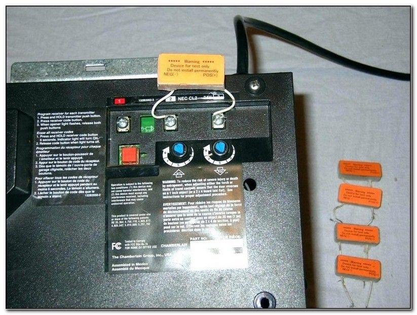 Garage Door Sensor Bypass Garage Door Sensor Garage Doors Doors