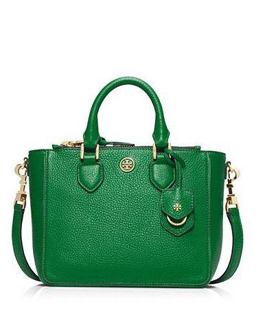 90db2192093 Tory Burch Robinson Pebbled Mini Square Tote | Handbags | Bags, Tory ...