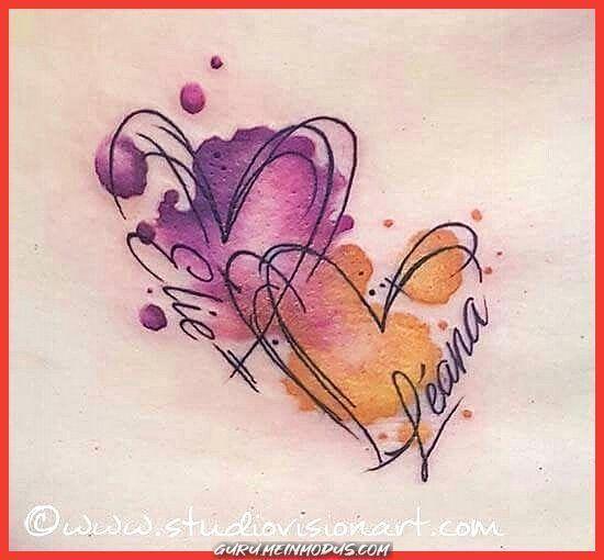 Photo of Légendaire Avec les noms de mes garçons et leurs couleurs préférées… – Idées de tatouage – #……
