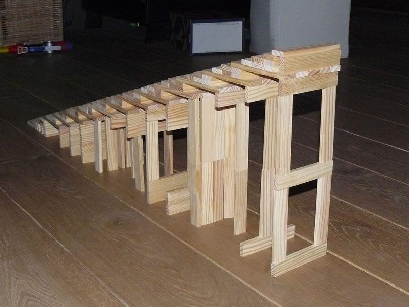 kapla toren google zoeken kapla ideeen pinterest block play. Black Bedroom Furniture Sets. Home Design Ideas