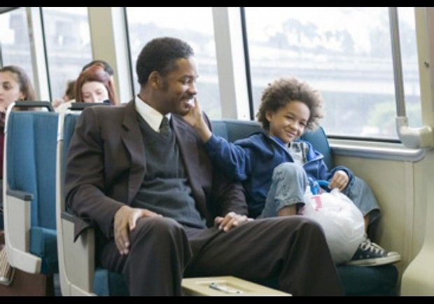 "Pursuit of Happyness - Chris Gardner to his son Christopher, ""You got a dream you gotta protect it.  People can't do something themselves, they wanna tell you, you can't do it."""