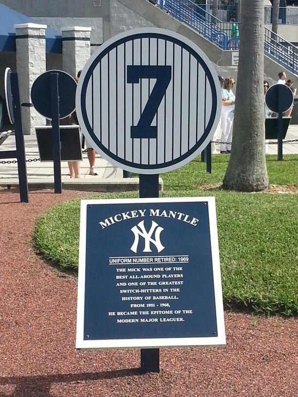 Yankee great!