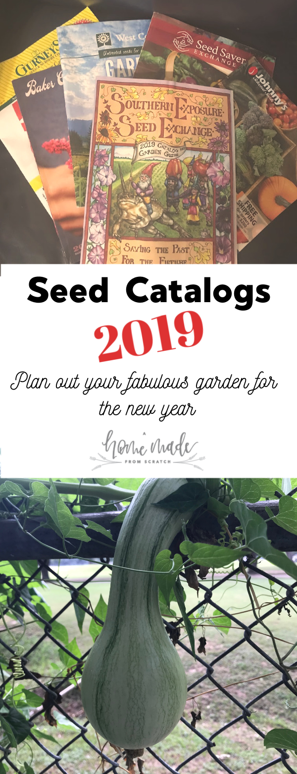 Seed Catalogs for 2019 Seed catalogs, Garden catalogs