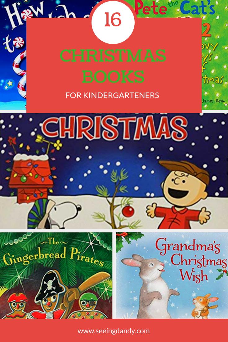16 Christmas Books For Kindergarteners Seeing Dandy Christmas Books Christmas Gifts For Mom Grandmas Christmas
