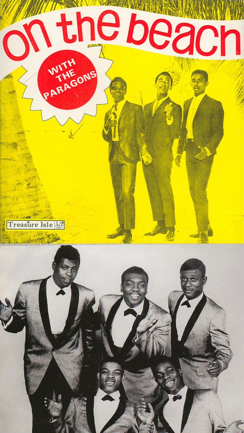 The Jamaican Group The Paragons Sang The Original Version Of The Tide Is High 1967 Later A 1 Hit In The Us Th Atomic Kitten Rhythm And Blues Soul Music