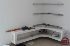 Идей на тему «meuble tv placo в pinterest»: 1000+   agencement ... - Meuble Tv Angle Design Salon