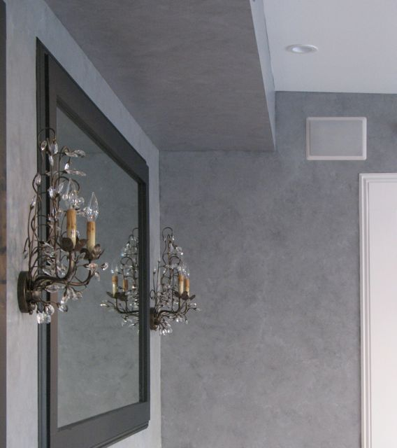 I M Doing Grey Glazed Walls Like This In The Main Area Of The