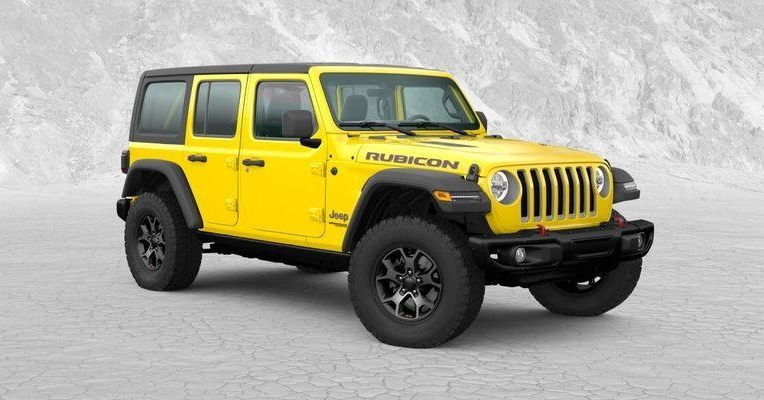 Jeep Wrangler Rubicon Xtreme Trail Rated Is The Yellow You Need To Bust Your Blues In 2020 With Images Jeep Wrangler Rubicon Wrangler Rubicon Jeep Wrangler