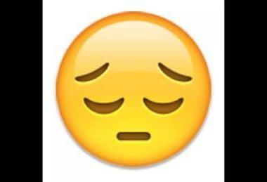 Cara Triste Emoticon Buscar Con Google Emojis Tristes