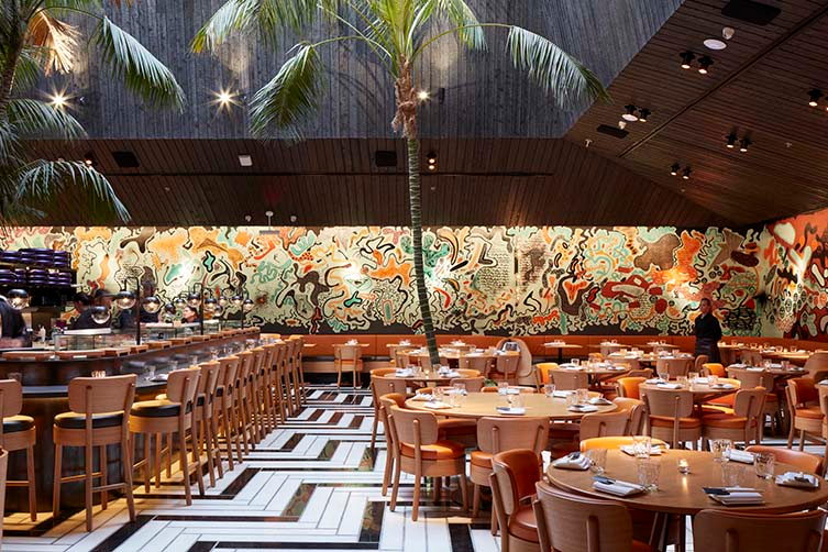 The Sky S The Limit At Chotto Matte Miami As A Japanese Inspired