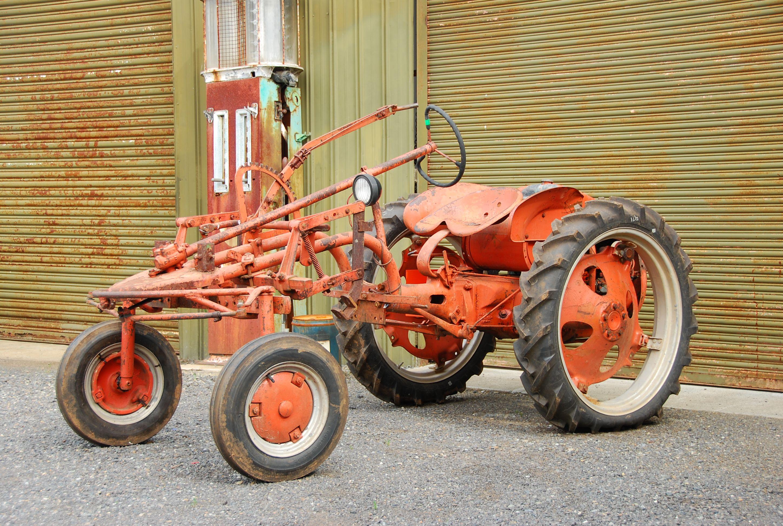Vintage Allis Chalmers Tractors : Antique tractors file allis chalmer tractor g
