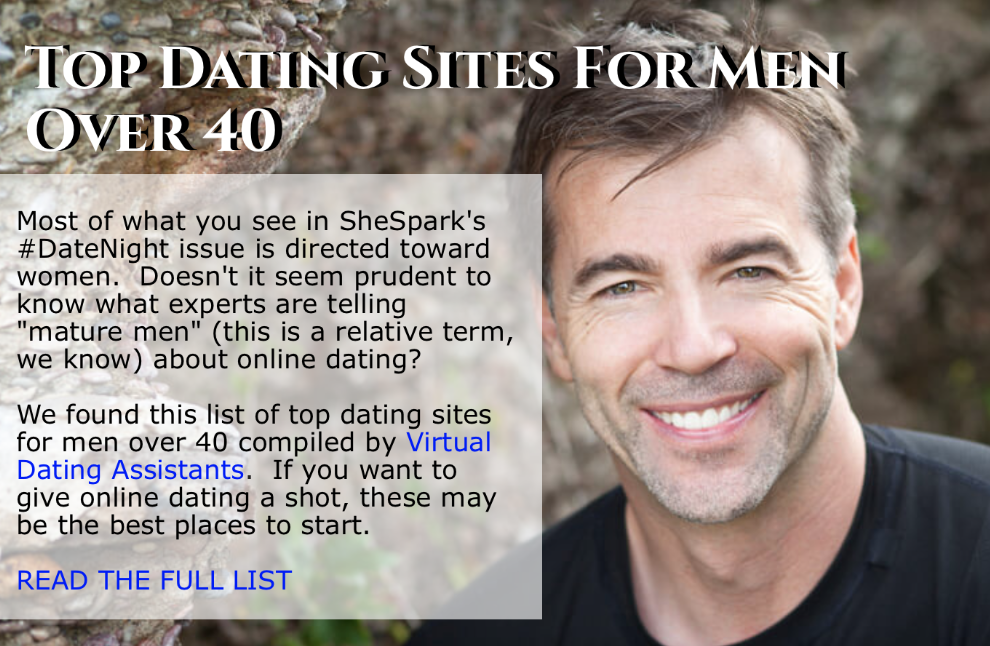 Top Dating Websites For People Over 40