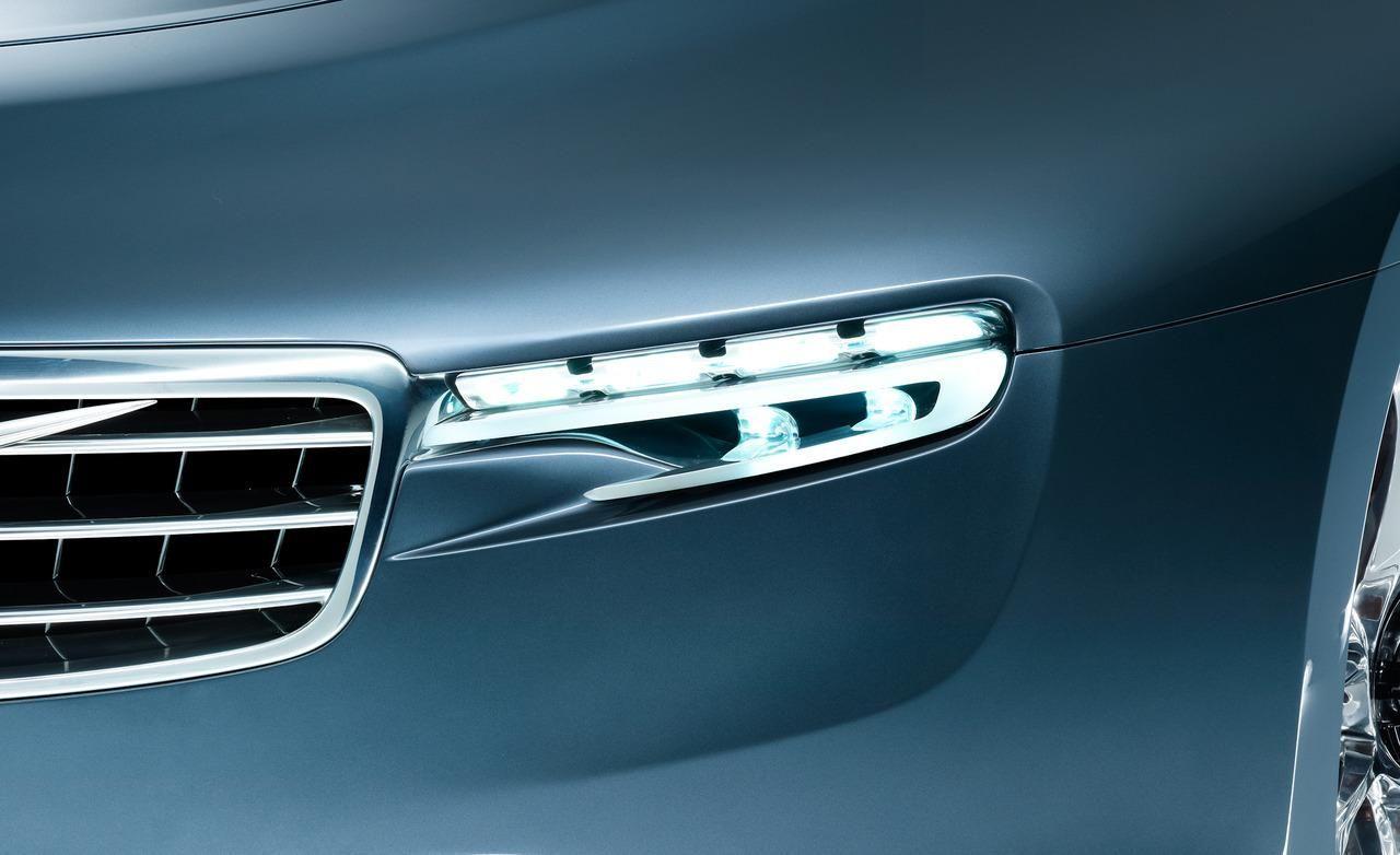 New Volvo Headlights Google Search Вольво