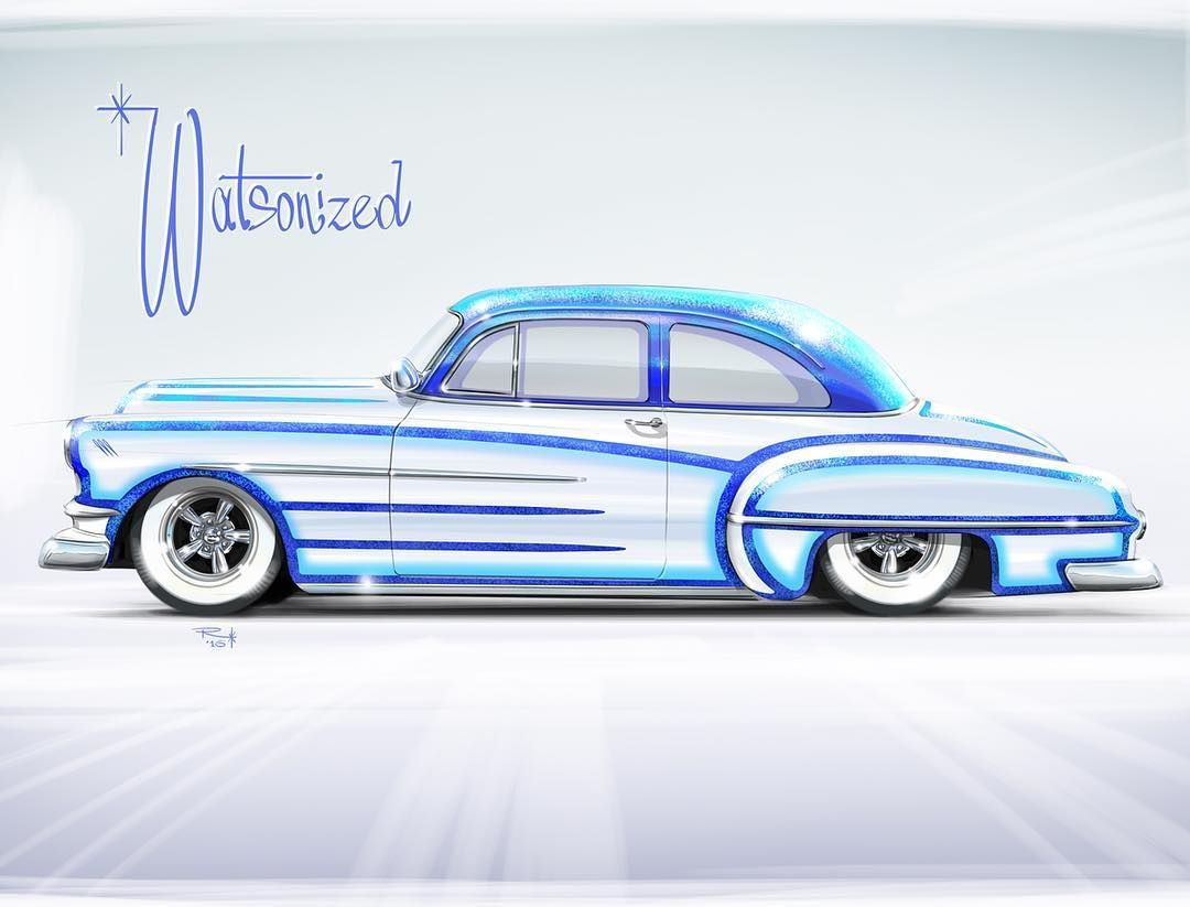 Concept Drawing Inspired By Larry Watson 1938 2010 Legendary
