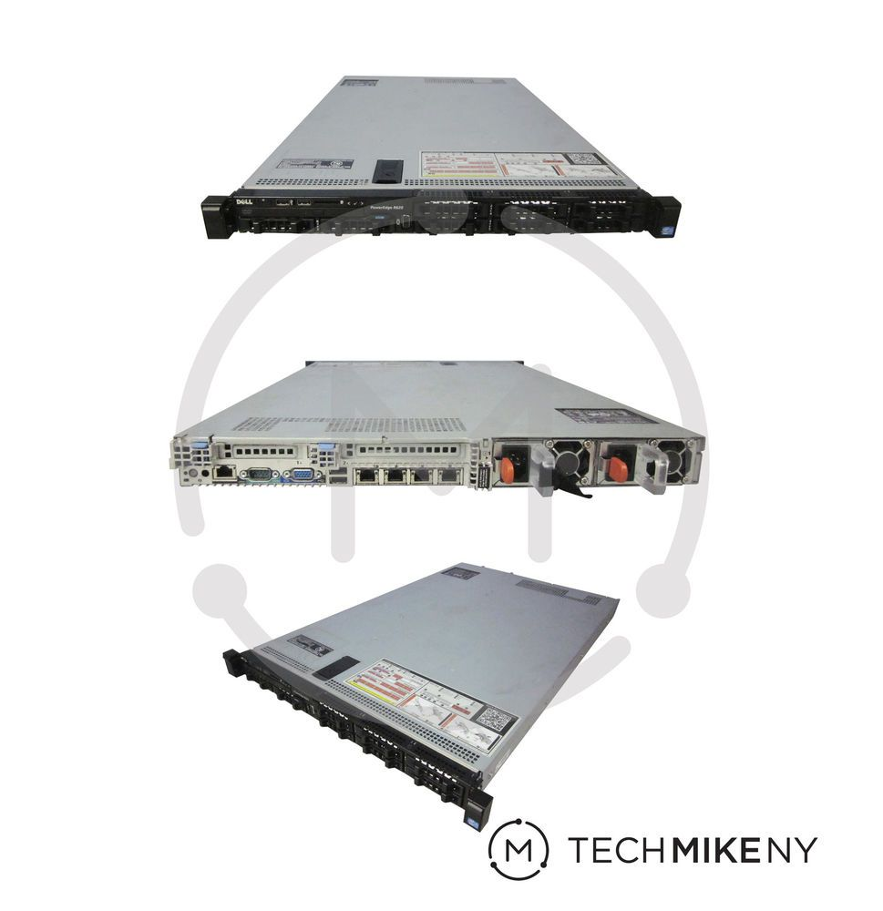 Details about Build Your Own Dell PowerEdge R620 10B 16-Core