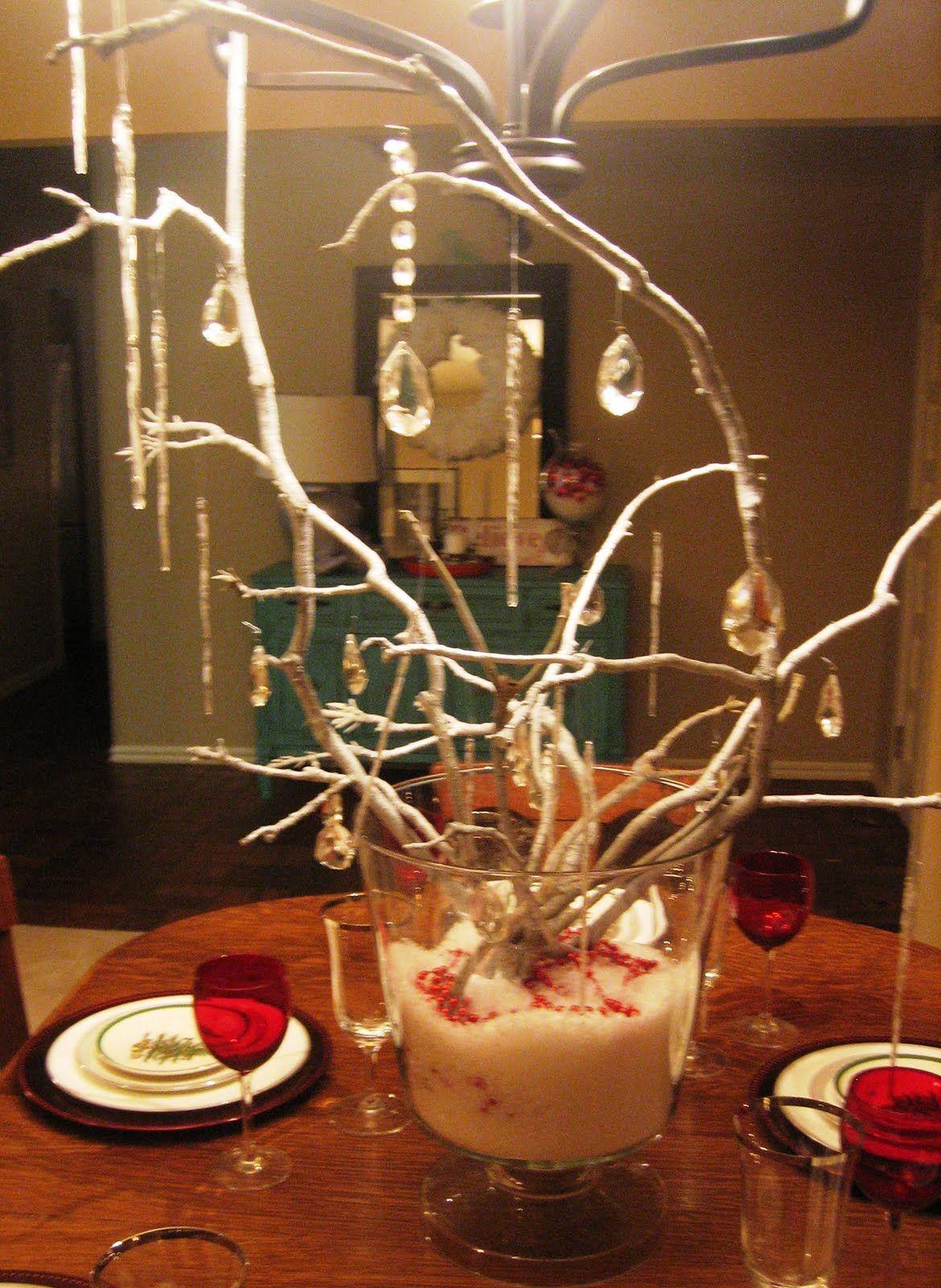 Xmas Centerpieces Beautiful Easy Christmas Centerpieces Ideas  Easy Christmas