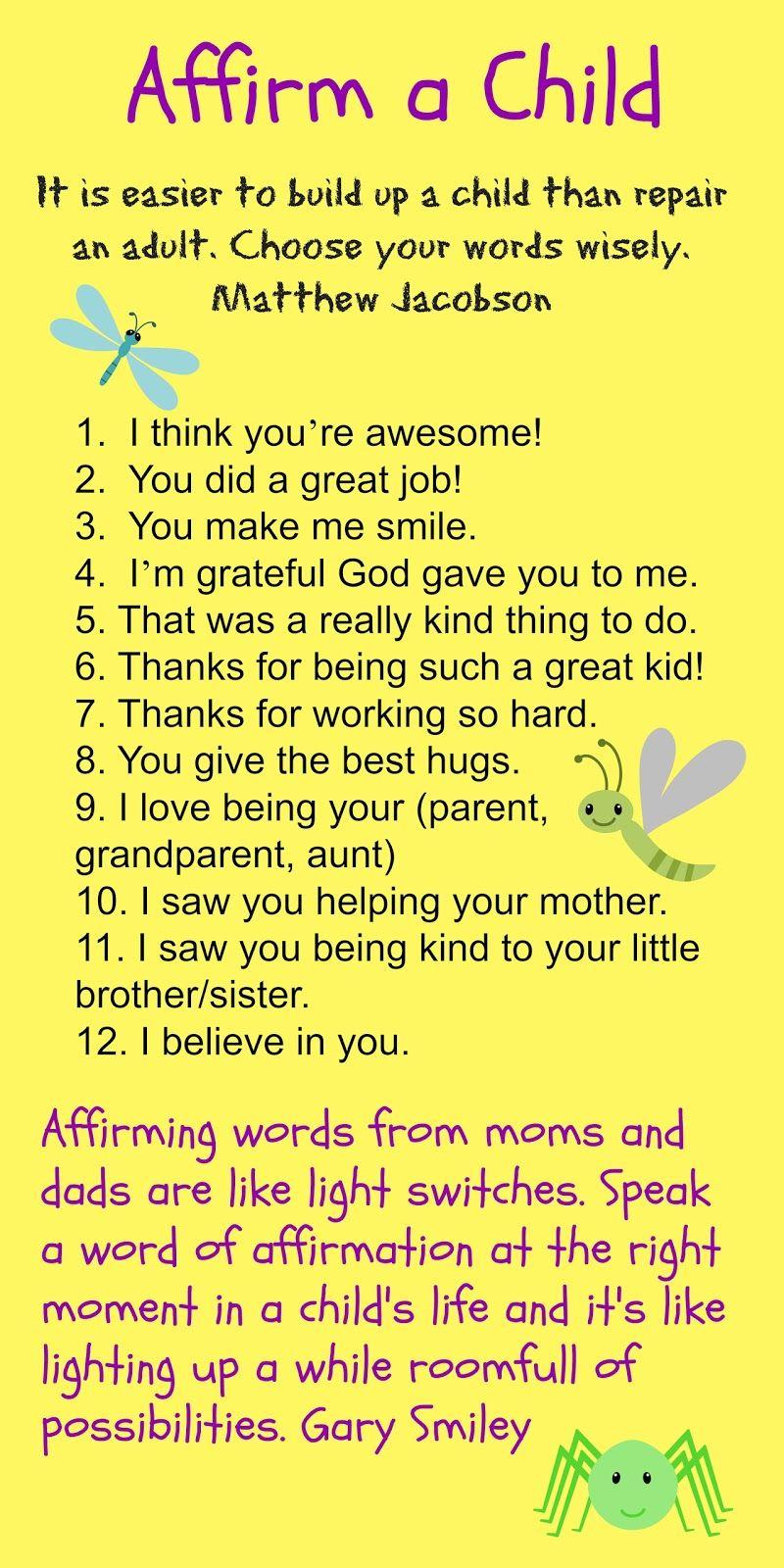 Parenting Skills, Positive Parenting