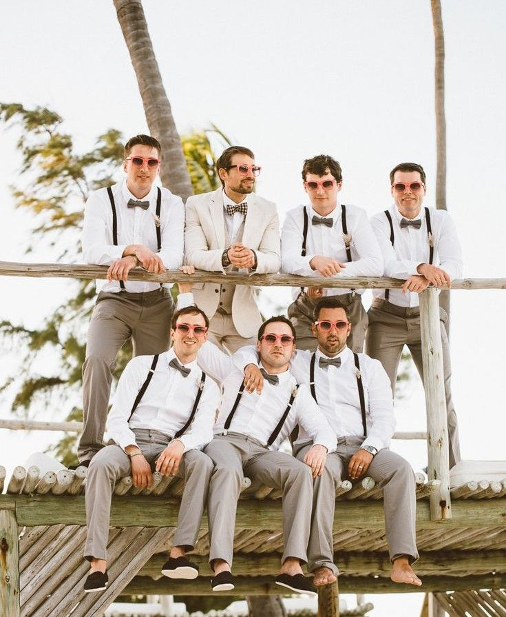 5 Cool & Classy Summer Grooms Looks
