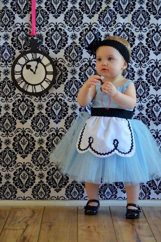 Festa Alice No Pais Das Maravilhas Vestido Alice No Pais Das