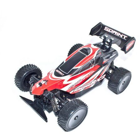 1/16th RCC06081RED Scale Buggy, Red