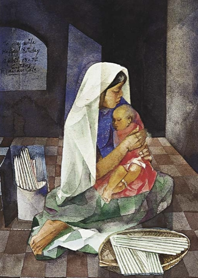 Vicente Manansala Philippine Art Filipino Art Historical Painting