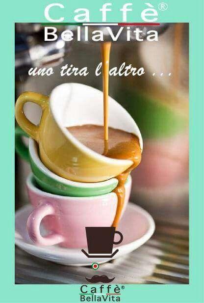 Un caffè in più tazze...