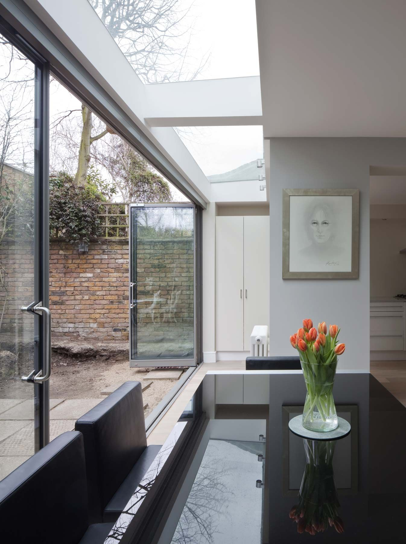 Pop out kitchen window  small popout by fineline  beth  pinterest  extensions rear