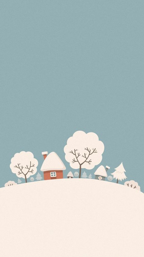 50 Ideas Wallpaper Iphone Winter Cute Ilustrasi Karakter Ilustrasi Pola Animasi