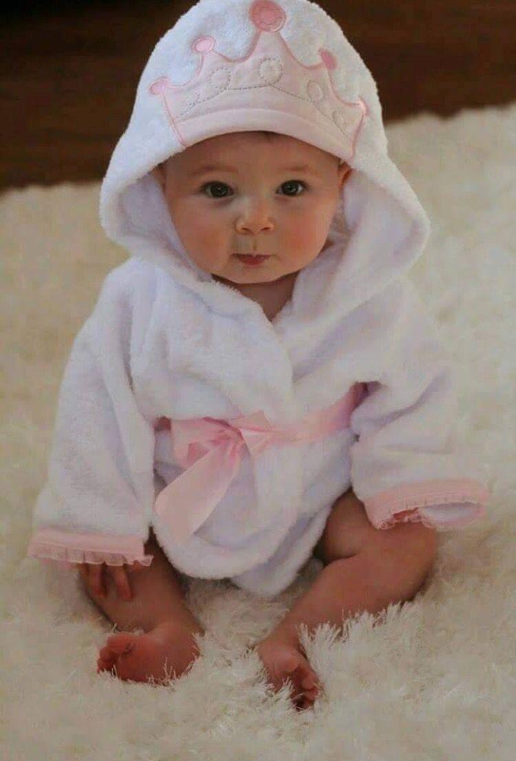 Xoxohannahread Babys Bademantel Baby Neugeborene