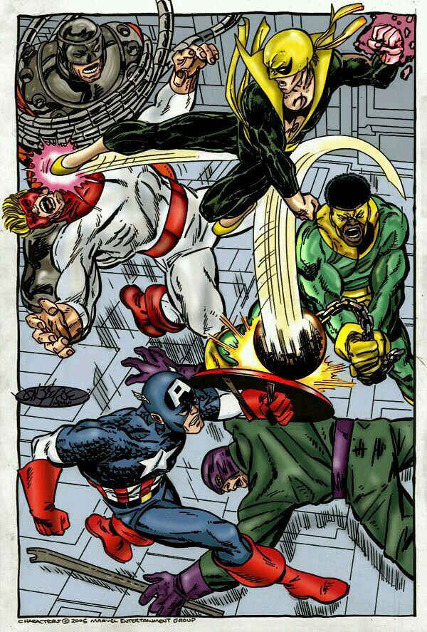Marvel, Byrne, captain America