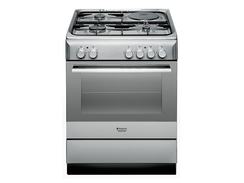 Buy Original Ariston Cooker 3 Gas 1 Electric Oven Grill From Kampala Kweli Shop Multifunction Ovens Electricity Electric Oven