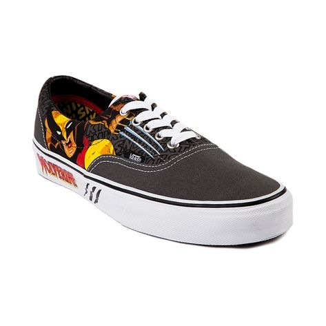 marvel vans shoes journeys