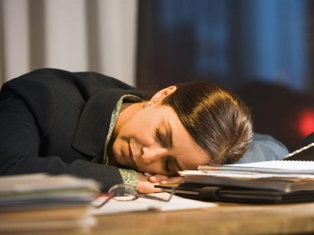Power Naps At Work Are Really Good For Health And Productivity