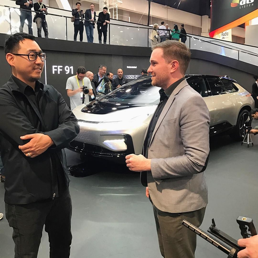 Carstuff S Ben Bowlin Interviews Richard Kim Head Of Design For