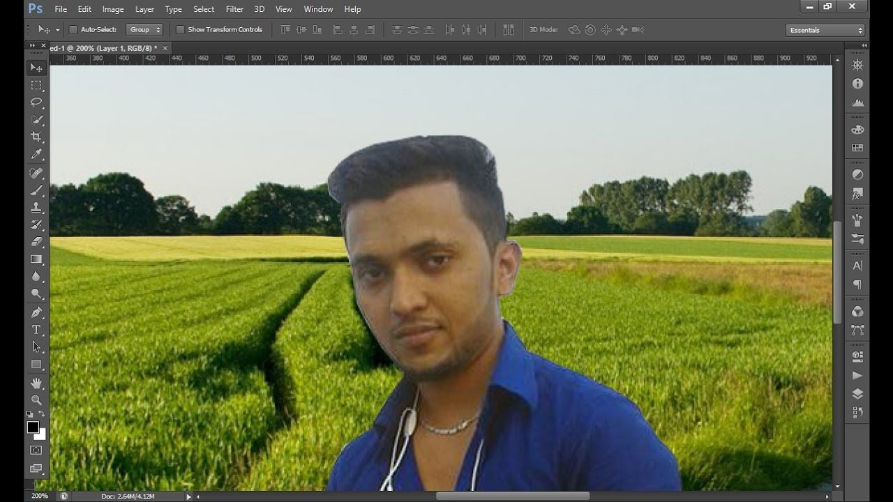 Photoshop cs6 tutorial background change in photoshop cs6 using photoshop cs6 tutorial background change in photoshop cs6 using pen tool baditri Image collections
