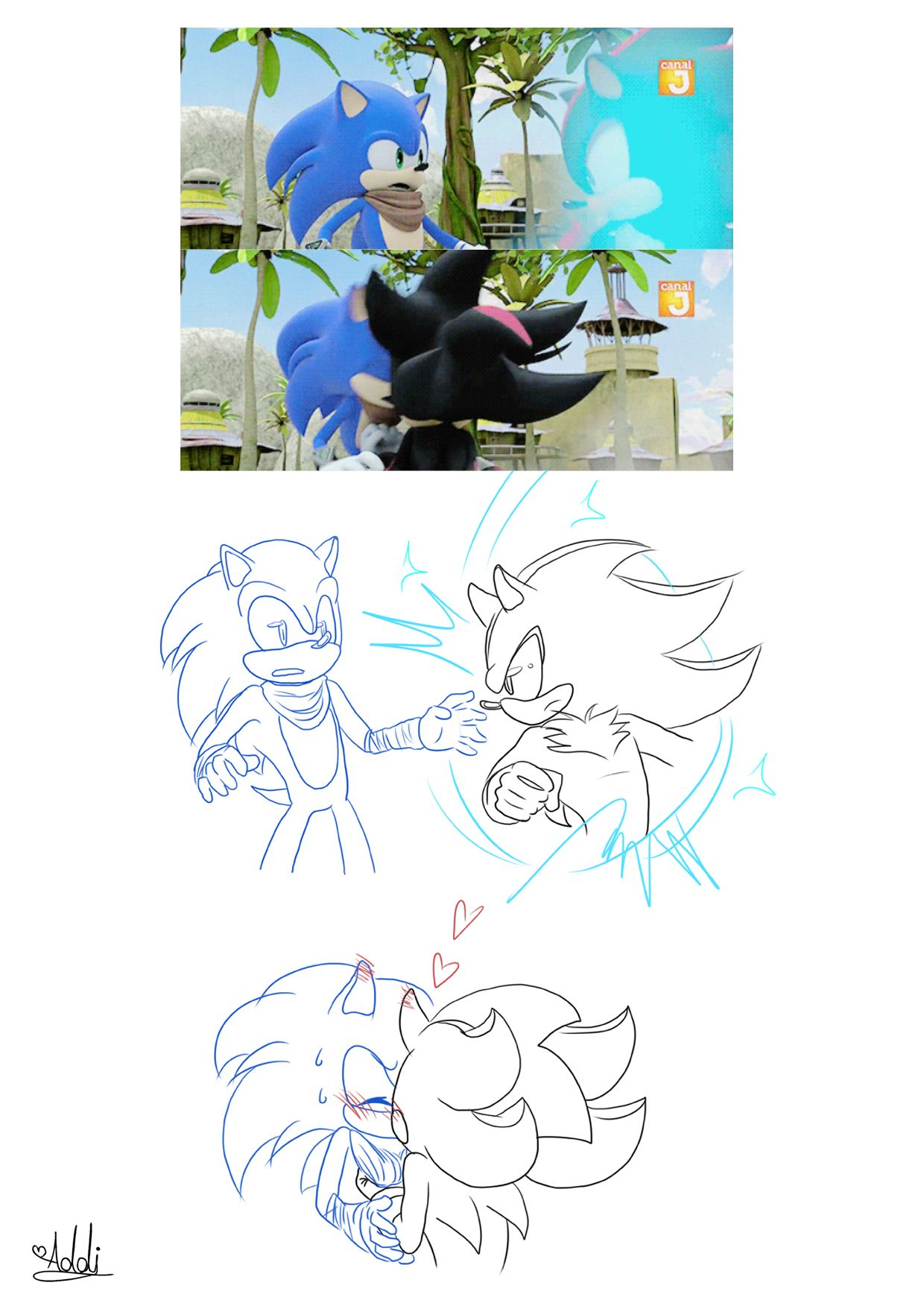 Yeah, because of sonic boom my STH fandom went down but I