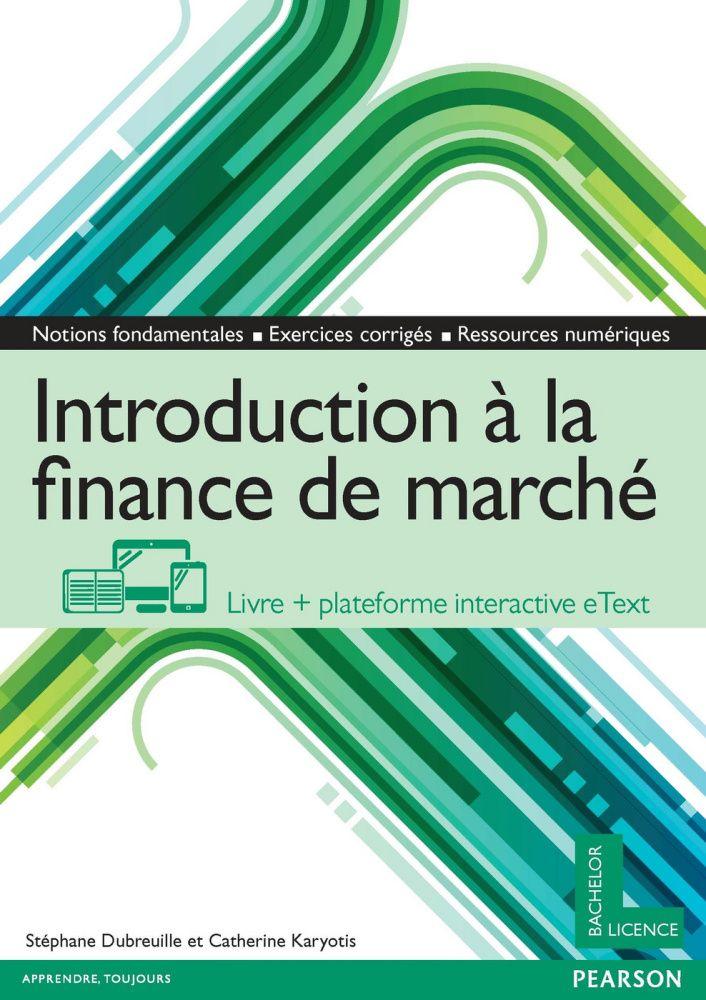 Introduction A La Finance De Marche Universite Du Quebec En Outaouais Amazon Kindle Books Books To Read Amazon Books