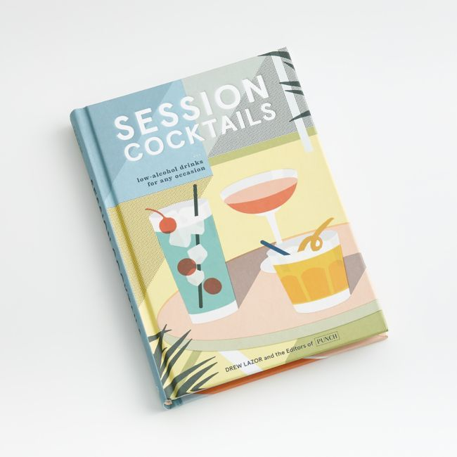 Session Cocktails Book + Reviews | Crate and Barrel