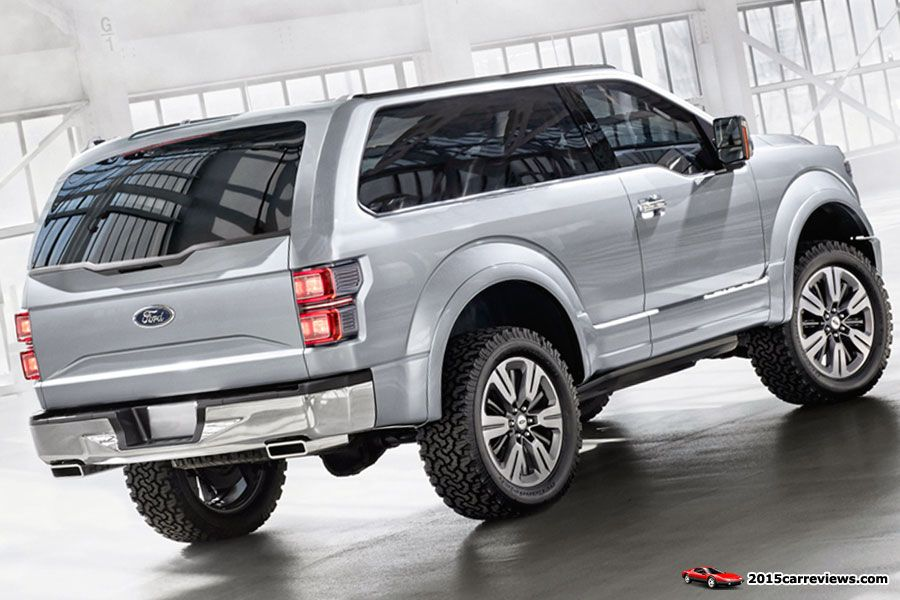 2016 Ford Bronco SVT Release Date, Specs, Price Ford