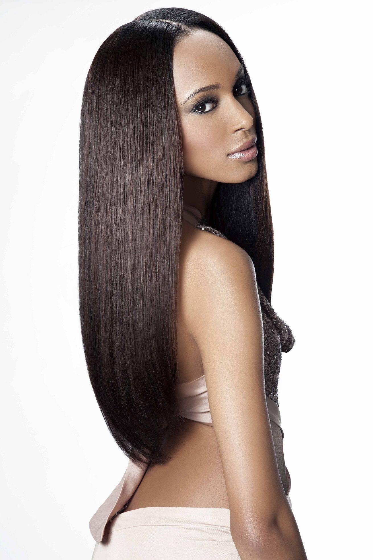 20 Beautiful Straight Hairstyles Ideas