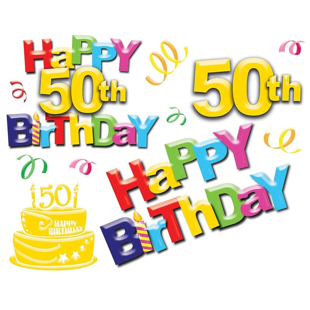 50th Birthday Background Images Sayings Birthday Birthday